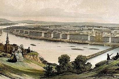 Irodalmi utazás Pest-Budáról Budapestre