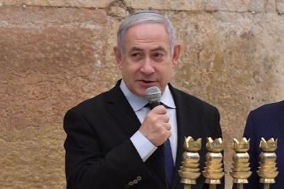 Benjamin Netanjahu: Az igazság fényei le fogják győzni az antiszemitákat