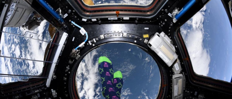 A zsidó űrhajósnő jókívánsága: hanukai üdvözlet az űrből