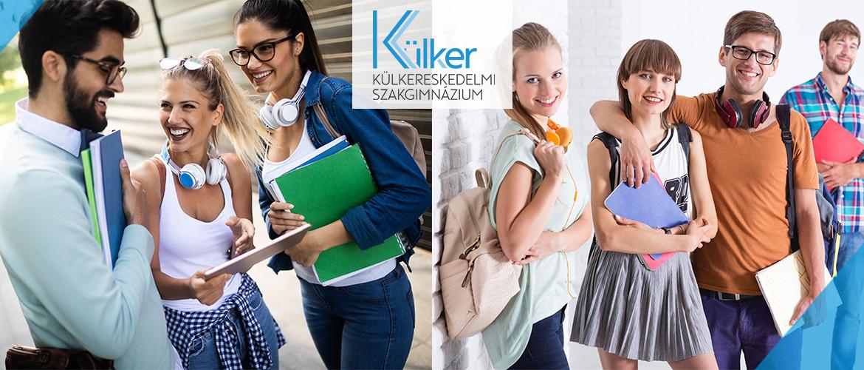 Szerezz érettségi után szakképesítést ingyen a Külker Gimiben!