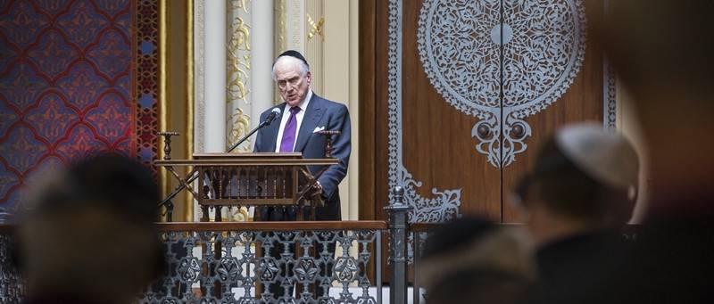 """Lauder újévi interjúja: """"Újjá kell építeni Izrael és a diaszpóra kapcsolatát"""""""