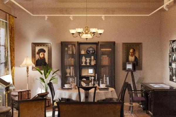 Interaktív rabbi szobát alakítanak ki a Debreceni Zsidó Hitközség székházában