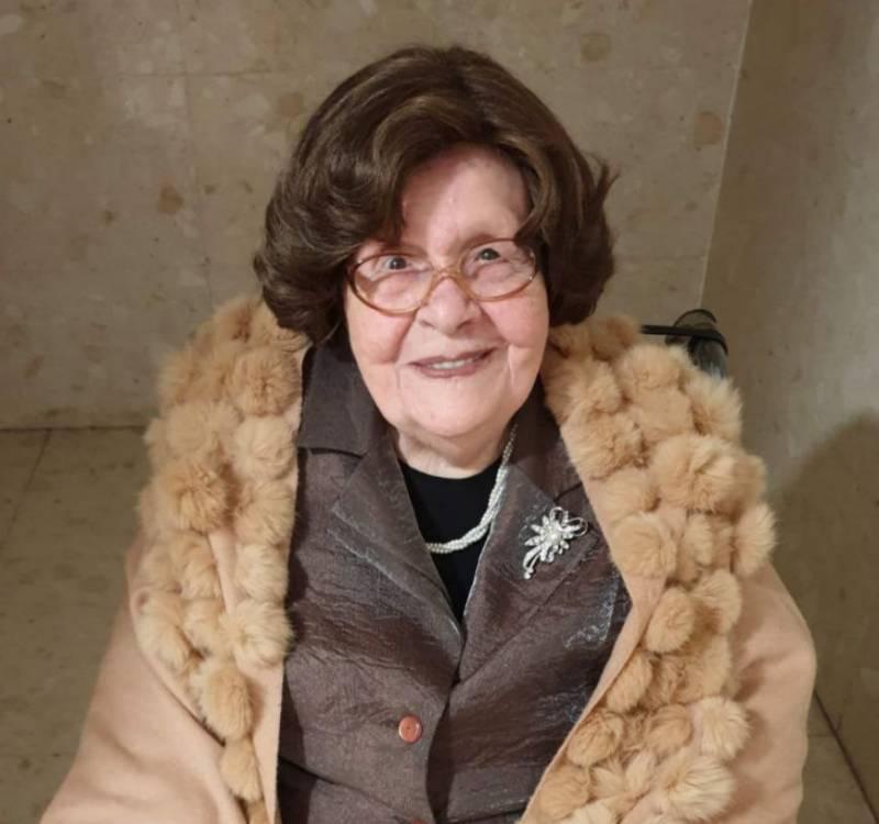 Meghalt Shoshana Ovitz, aki tavalyelőtt 104 évesen rendezett családtalálkozót