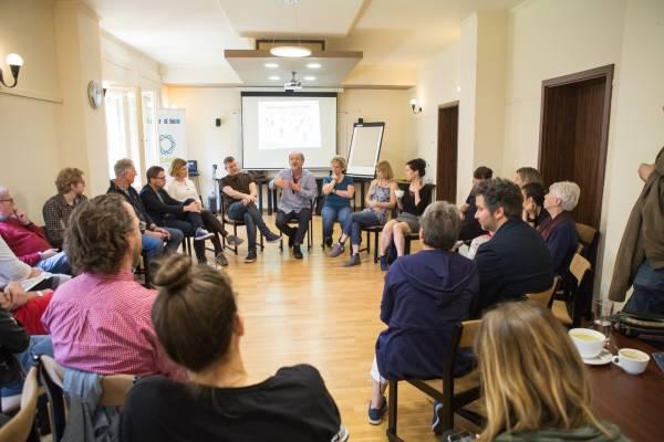 Szenthe Antónia: A Limmud célja, hogy megélhessük zsidó identitásunkat