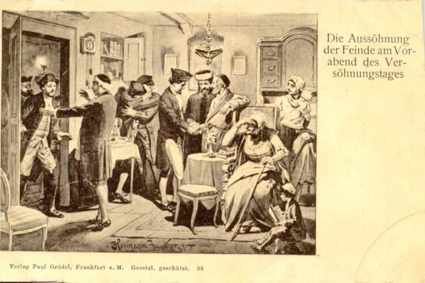 A hét műtárgya: Egy több mint száz éves képeslap a megbocsátásról