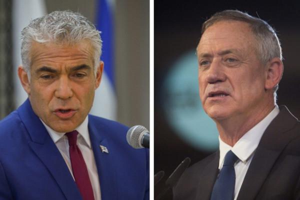 Választási kampáy Izraelben: Egyesült a Likuddal szemben álló két legnagyobb párt