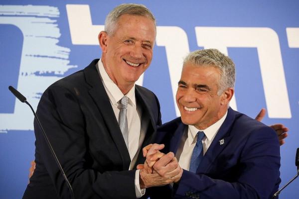 Ganz és Lapid, az ellenzék vezetőinek szülei szomszédok voltak a pesti gettóban