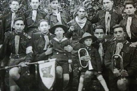 Liliom és Dávid-csillag, avagy a zsidó cserkészet kezdetei Magyarországon