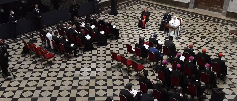 """Ferenc pápa Radnóti főrabbinak: """"Imádkozzanak az én egészségemért is"""""""