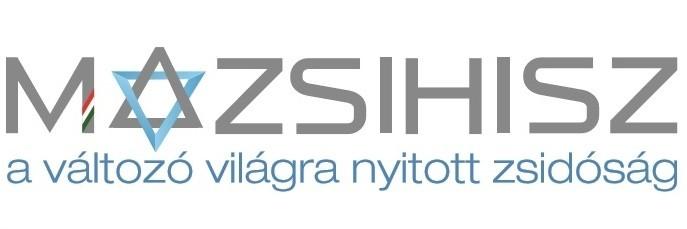 Képtalálatok a következőre: mazsihisz logo